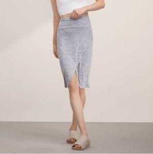 Aritzia Wilfred Free Celia Skirt
